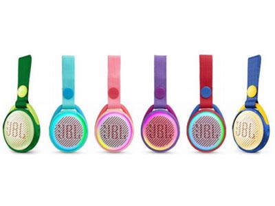 JBL JRPOP 音乐泡泡 儿童音箱  防摔,防水,防尘,炫彩灯光,蓝牙, 儿童专属,绿色放心材质,