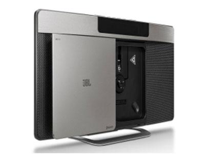JBL MS312 组合CD音响 蓝牙,CD,收音机,苹果基座,USB