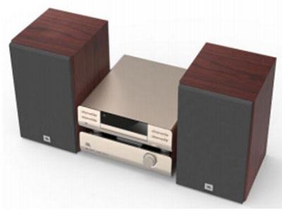 JBL MS802 组合CD音响 蓝牙,CD,收音机