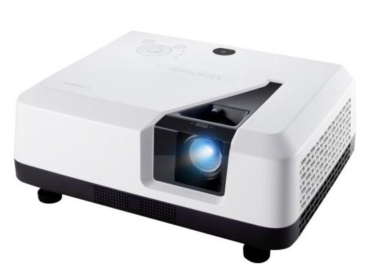 優派 VS17454 投影儀辦公 教育商用 激光投影機(1080P全高清 4000流明 支持側投 1.3x大變焦 ViewSonic)