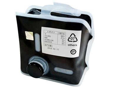 理光  500型(1000cc/袋*6袋)黑油墨 适用于DD5440C/DD5450C