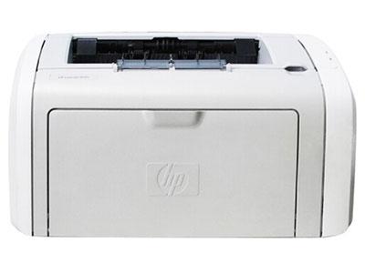 二手打印机 惠普 LaserJet1020 黑白激光打印机 家庭打印小型商用打印机