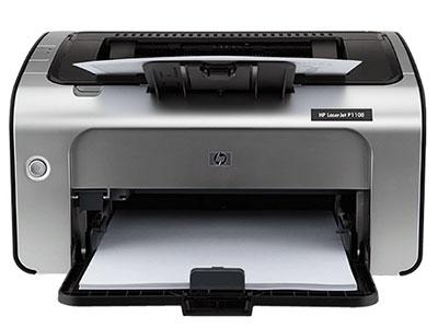 二手打印机 惠普 1008  便捷式黑白激光打印机学生办公家商用a4