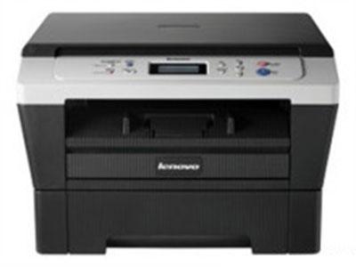 二手打印机  联想MM7600 黑白激光多功能一体机