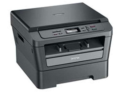二手打印机兄弟7060D黑白激光一体机自动双面打印 身份证双面复印