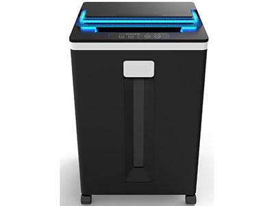科密 碎纸机 紫外线臭氧除菌除螨 德国5级高保密减震静音办公 纸张文件粉碎机D-830