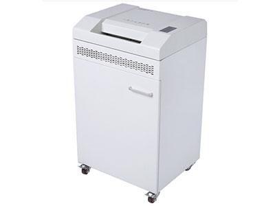 三木  CM201D超凡锰钢侠系列碎纸机 四级保密240分钟连续碎纸每分钟可碎300张A4纸