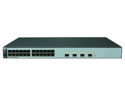 华为  S1720-52GFR-4P 24千兆电4SFP光二层网管POE交换机