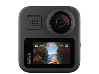 GoPro MAX 360度全景运动相机
