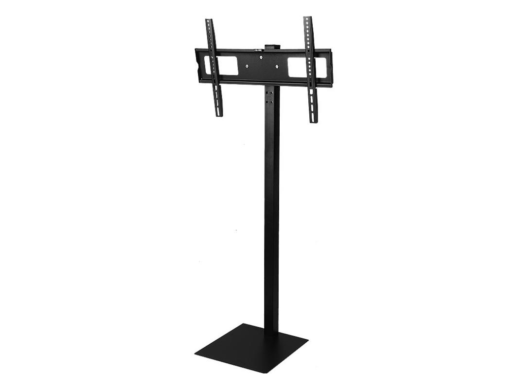 科鸥KO-99A落地电视架 适用尺寸:32-55寸 材质:冷轧钢板   最大孔距:610*400  承重:45KG  高度:1430mm