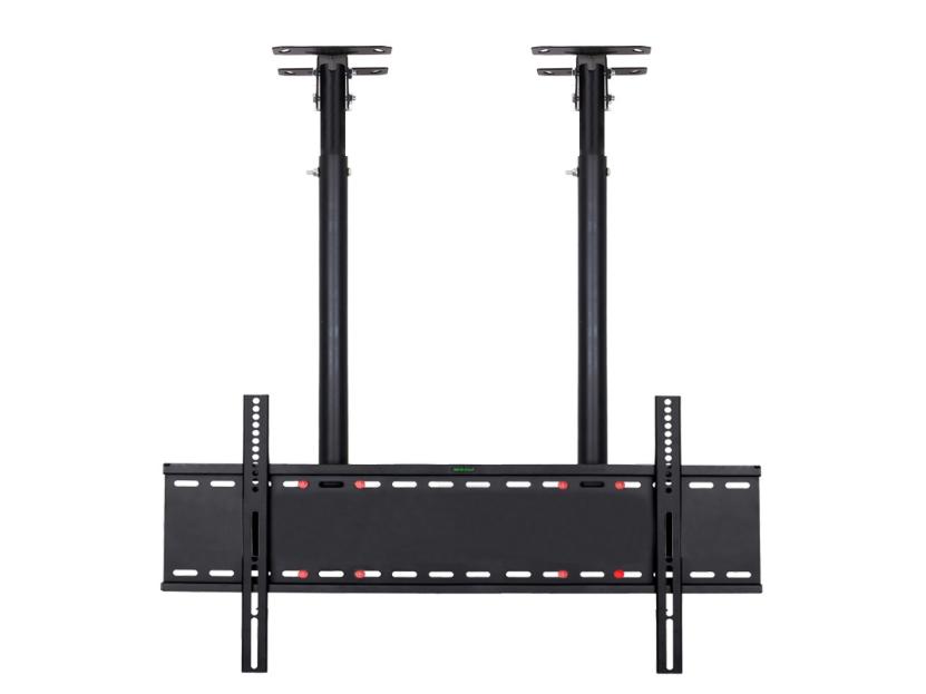 科鸥 平行多屏电视吊架 一拖二1.2米 二托一0.92米 二托一加大加厚800*600
