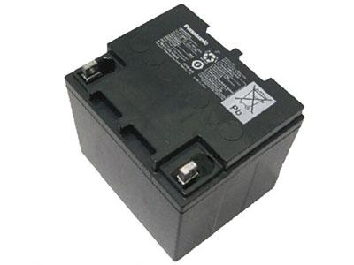 松下12V100AH蓄电池LC-P12100ST Panasonic免维护UPS电源消直流屏电池