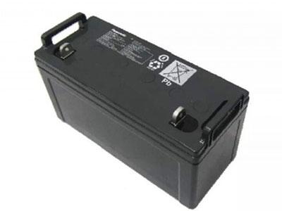 松下12V120AH蓄电池LC-P12120ST铅酸免维护电瓶UPS电源直流屏电池