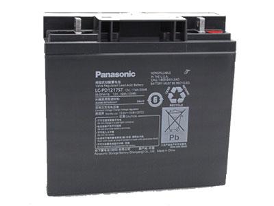 松下蓄电池12V17AH消防 门禁 UPS EPS直流屏Panasonic松下电池