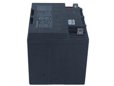 松下电池12V38AH LC-P1238ST免维护Panasonic直流屏UPS电源12V38电瓶