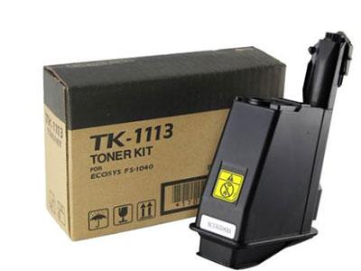 适用京瓷TK-1113粉盒1060DN FS-1040 1125 1123 1120 1020MFP墨盒1040 1025墨粉1060 1128 1125 m1520h
