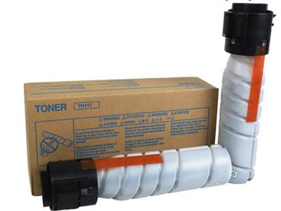 适用柯尼卡美能达TN117 Bi164 184 185 7718 7818粉盒 碳粉