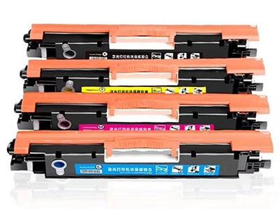 艾能适用惠普CP1025粉盒LaserJet CP1025NW hp1025 CE310A硒鼓M175A M175NW M177FW M275MFP激光打印机晒鼓