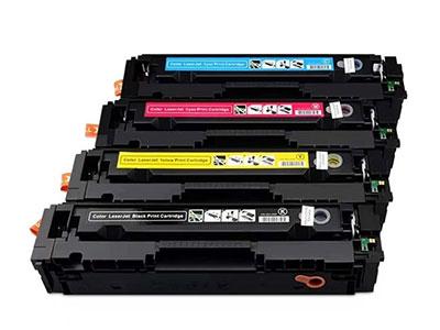 艾能适用惠普M251N硒鼓HP 200 M276nw cp1215 ce320a cm1312 cb540a 131A CF210A 佳能7100cn CRG331 mf8050