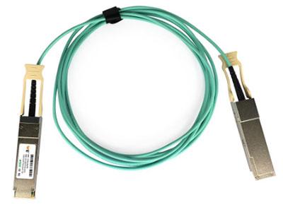 源拓  WT-QSFP28-AOC  100 Gbs QSFP 28有源光缆WT-QSFP 28-AOC
