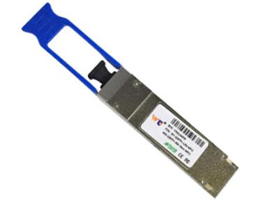 源拓  WT-QSFP+-IR4MPO   QSFP+光模块 l四通道全双工收发模块  l传输数据速率可达11.2每通道Gbit/s  l可达2公里传输单模光纤  l低功耗