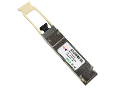 源拓  WT-QSFP28-SR4  QSFP 28光模块 l 四通道全双工收发模块  l 传输数据速率至26每通道Gbit/s  l 可达70M关于OM3多模光纤(MMF)和10OM4 MMF上的0m  l 低功耗
