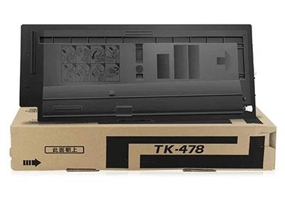 适用京瓷TK-478粉盒 FS-6025mfp粉盒6025 6530 FS6030mfp打印机复印机墨粉盒 FS6035mfp碳粉TK478硒鼓组件