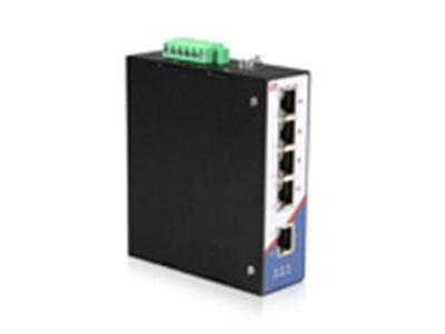 源拓 RS205L-5T  5电口百兆工业以太网交换机