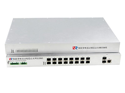源拓 CM-6016P3-N-G16  16口千兆智能变电站过程层交换机