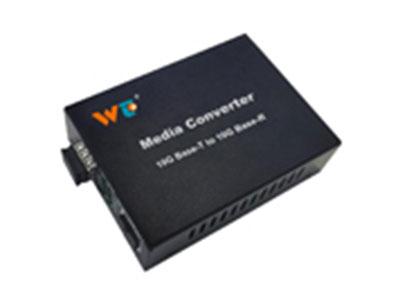 源拓  10G光纤收发器  10G Base-T to 10G Base-R Media Converter User's Manual