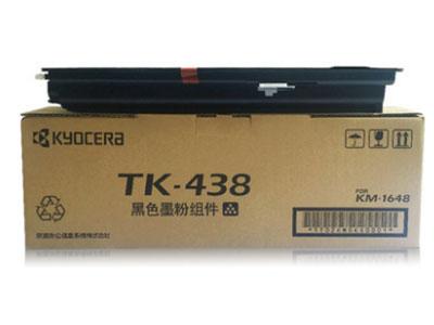 京瓷  TK438  适用于 京瓷 KM-1648