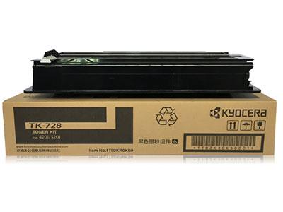 京瓷  TK728  适用于  京瓷420I/520I