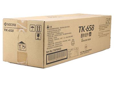 京瓷  TK658  适用于 京瓷6030/8030