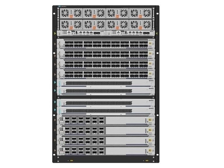 中兴 ZXR10  9908-S 交换机