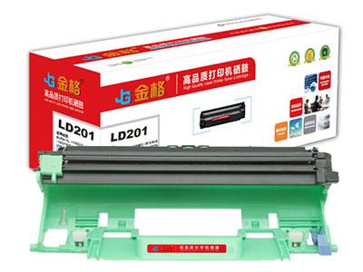 金格 LD201 适用联想LJ2205/M1851/M7206/M7255F/F2081/LJ2206W/M7206W/M7256WH 硒鼓