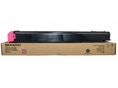 金格 DX-25CT红色粉盒 适用夏普SHARP DX-2508NC墨粉2008UC墨盒DX2500复印机碳粉 彩色墨粉 粉筒