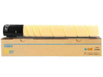 金格 美能达TN223粉盒 黄色墨粉盒 柯尼卡美能达TN224 C256 C266 C7222 C7226墨盒 柯美C226碳粉 (小容量)