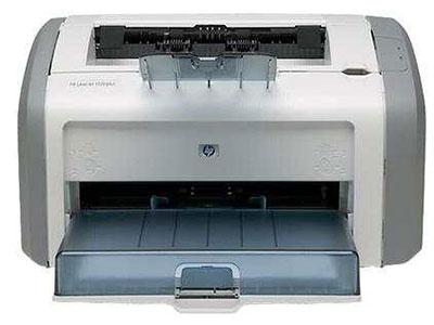 二手打印机惠普hp1020plus小型便捷迷你黑白激光打印机办公商家用A4