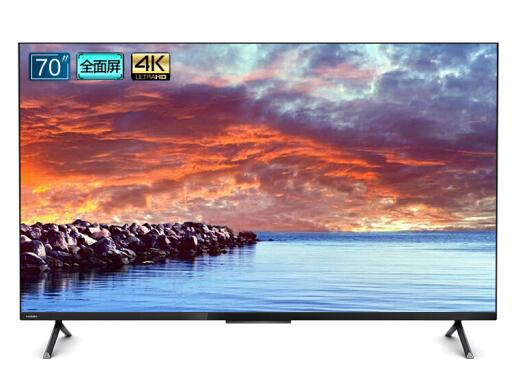 飞利浦(PHILIPS)70 全面屏4K超高清人工智能远场语音抗蓝光液晶电视 70英寸 3G+32G 70PUF8005/T3