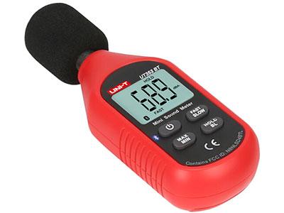 优利德UT353 噪音计 迷你型分贝仪 噪声测试仪 噪音仪 UT353BT声级计