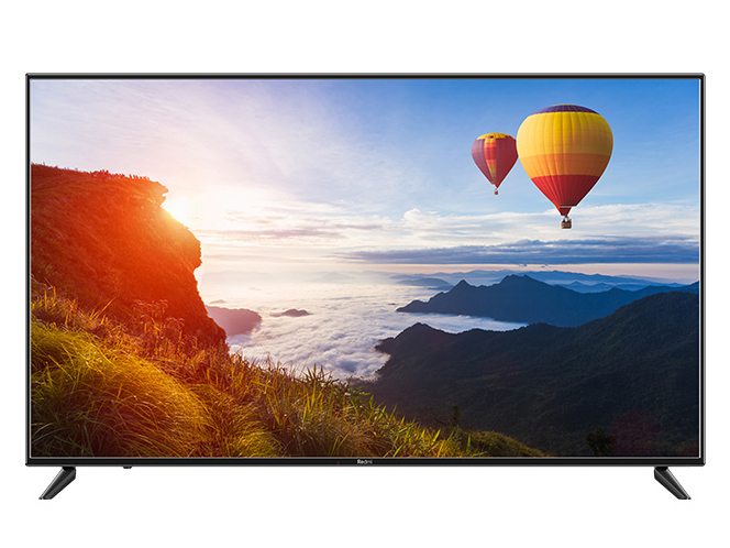 Redmi智能电视A55 超高清画质/立体声澎湃音效/海量影音资源/64位四核处理器/超窄边框