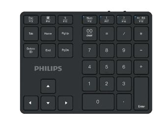 飞利浦 无线单键盘 数字键盘