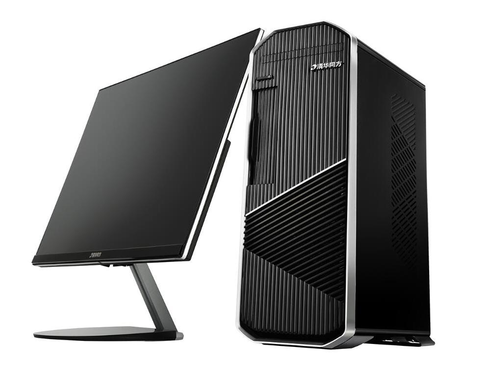 清华同方 超翔TL630-V001 台式机 龙芯龙芯3A4000四核1.8GHZ LINUX 中标麒麟V7.0 8G DDR4 2666 256 SSD