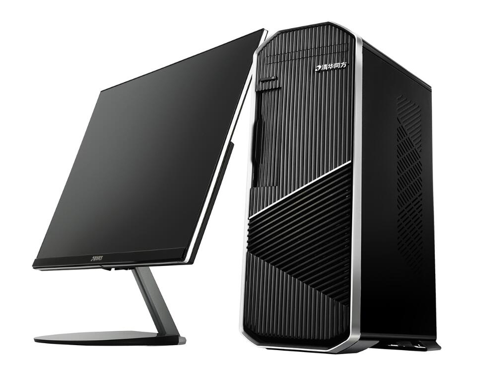 清华同方 超翔Z8000-86008 台式机 I5-9400 Windows 10 专业版 8G DDR4 2666 1T SATA 独显2G