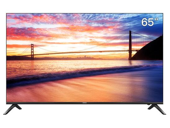 康佳(KONKA)65D6S 65英寸 超薄全面屏 AI智能精品 4K超高清 2GB+16GB内存 平板液晶教育电视