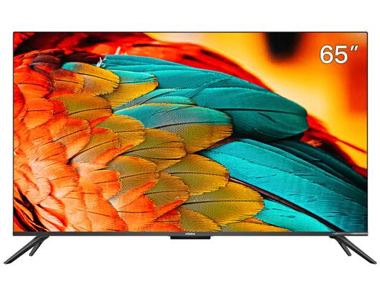 康佳(KONKA)65A10 65英寸 4K超高清 超薄金属机身 3GB+64GB大内存 全景AI智慧屏 全面屏 智能教育电视