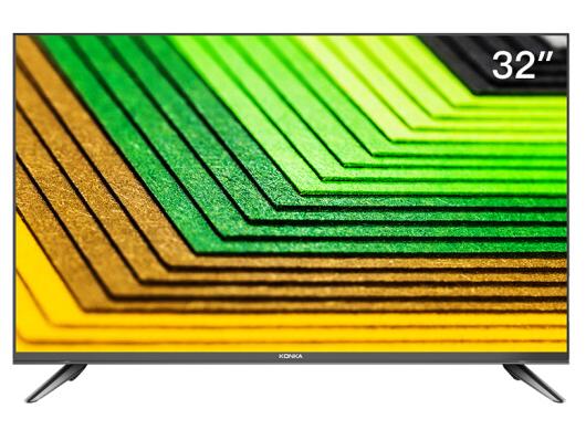 康佳(KONKA)LED32S2 32英寸 智能网络电视 高配智慧AI 高清 平板液晶卧室教育电视机