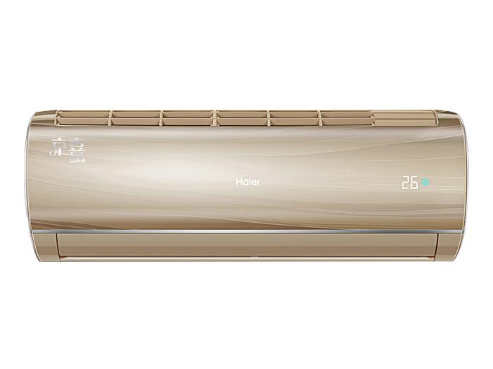 海尔 京喜 1匹壁挂式变频空调  HAS2603JDA(81)AU1