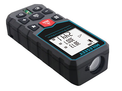 迈测 激光测距仪40米手持式红外线测量仪家用电子尺智能量房尺测量工具
