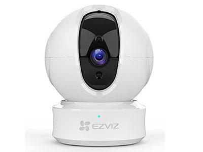 萤石  C6CN星光夜视系列互联网摄像机 1080P/3MP可选,超清星光夜视,高品质画质,移动告警,人形智能追踪,
